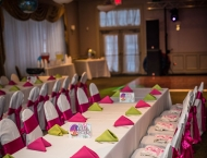 Travel Bat Mitzvah pink green kids
