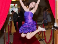Cleveland Hollywood red carpet Mitzvah