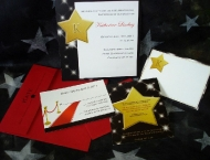 Mitzvah, Hollywood, stars, invitation