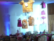 Shopping theme Bat Mitzvah
