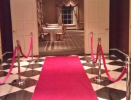 Entrance Hollywood Mitzvah