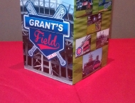 Sports Mitzvah stadium gift box